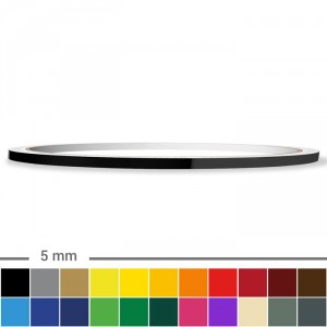 Zierstreifen 5mm