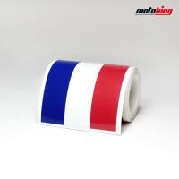 Rallystreifen Frankreich & Niederlande 60 mm