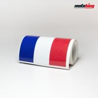 Rallystreifen Frankreich & Niederlande 90 mm