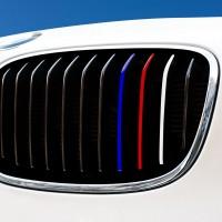 Nierenaufkleber - REFLEKTIEREND - USA - Blau/Rot/Weiß